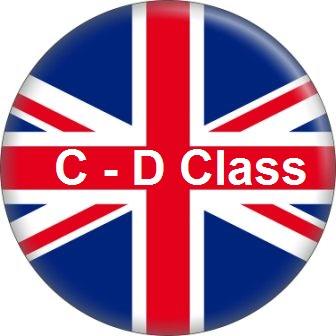English C - D Class